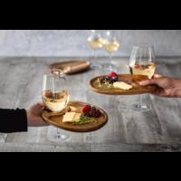 874-04-512-000-0--PicnicTime,  Wine Appetizer Plate Set