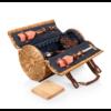 Picnic Time 224-82-320-000-0--PicnicTime, Verona Wine & Cheese Picnic Basket