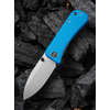WE Knife Co. 2004A--WEKnives, Banter W/Blue G10 Handle & S35VN Steel