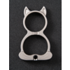 WE Knife Co. A-07D--WEKnife, WE Cat Gray Ti Collectible Knuckle