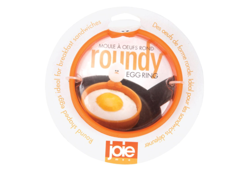 Joieshop 50600--HIC, Roundy Egg Ring