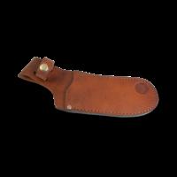00002FG--KNIVES OF ALASKA, Brown Bear, Skinner/Cleaver, D2, Stag