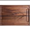 """JK. Adams CRV-2014-W--J.K. Adams, Walnut Cutting Board w/ Clear Teak Oil Finish, 20""""x14""""x1"""""""