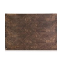 "1024104--Cangshan, Thomas Keller Signature Collection End Grain American Walnut Cutting Board 14""x20""x1.5"""
