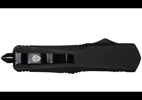 Templar S-BR-13-1--Templarknives, Small Black Rubber Dagger Black
