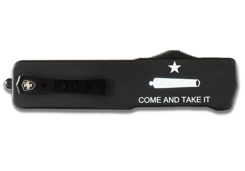Templar LZ-CATI-12-1--TemplarKnives, Large Zinc Come and Take It Dagger Black D2