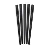 97148--HIC, Black Fiberglass Chopsticks