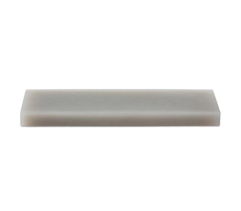 "30991-Preyda, 10""x3""1/2"" Bench Stone - Translucent Arkansas"