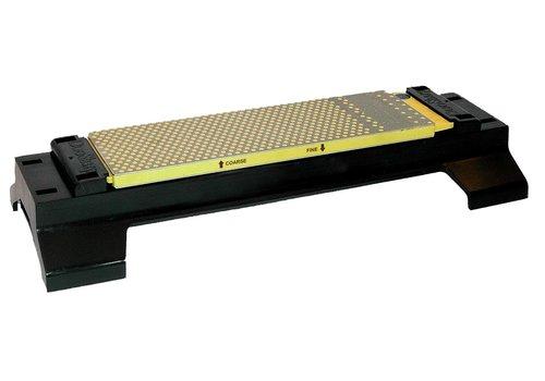 "DMT Diamond Sharpeners W8E--DMT, Diamond Whetstone, x-fine in Wood Box 8""x2.625"""