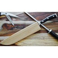 """DRG00814--Dragon by Apogee, Magnetic Bamboo Sheath 10.5"""""""