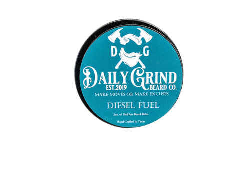 Eight Squared Chess Co. DFBB--DailyGrind, Diesel Fuel Beard Balm