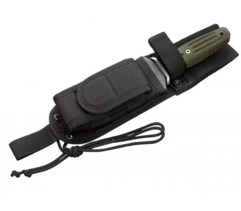 120644 - Boker - A-F 4.5. Mini Applegate w/ Stone Wash Finish Blade