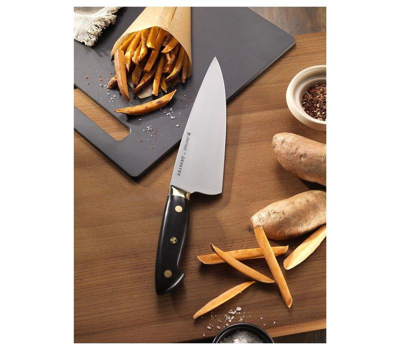 """34941-203--ZWILLING, Kramer Euroline  Carbon Collection,  8"""" Chef's Knife"""