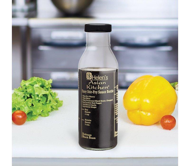 97112--HIC, Stir Fry Sauce Bottle 5in Helen's Asian Kitchen