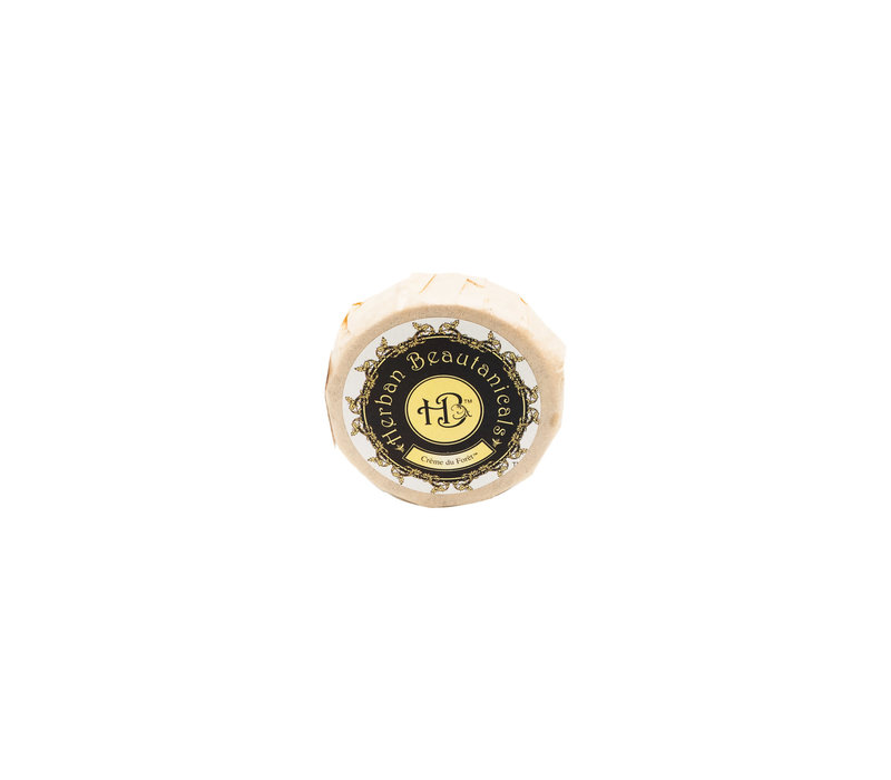 CREDUF--HerbanBeautanicals, Creme du Foret Shave Soap