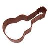 "R & M International Corp 1355/ZS--R&M, Guitar 4.5"" CC Brown single"