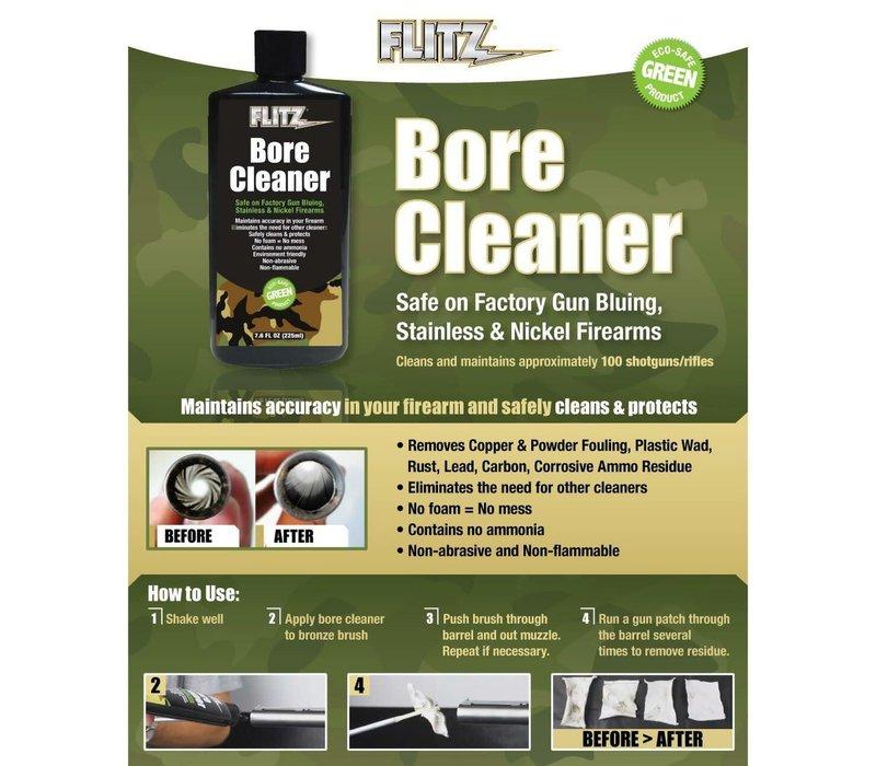 Flitz, Gun/Bore Cleaner, 250ML/7.