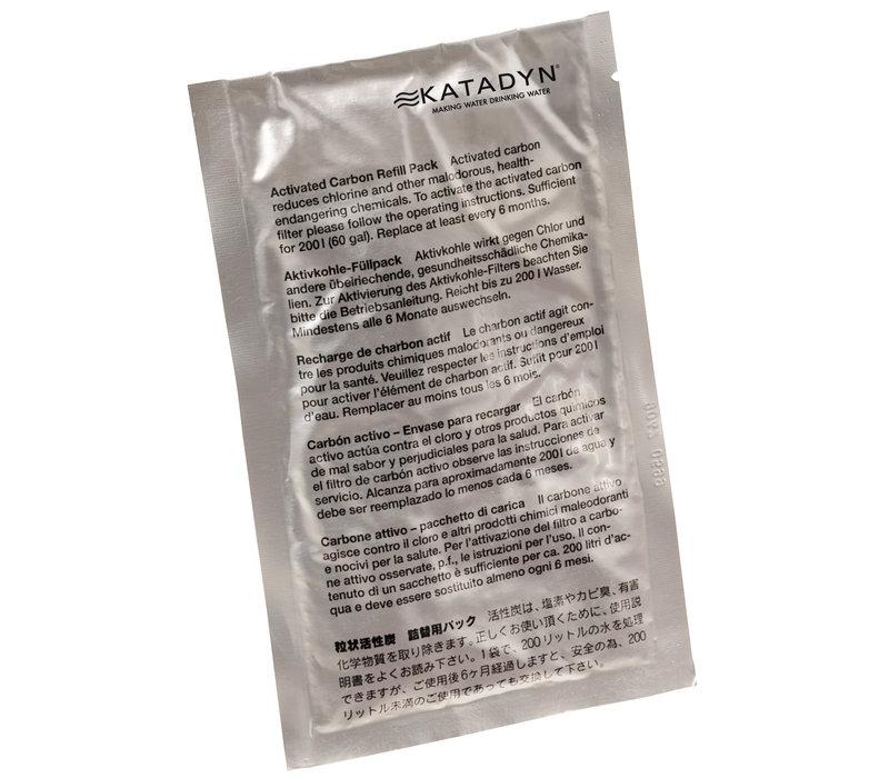 Katadyn, Replacement Carbon 2pk