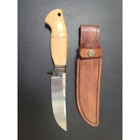 DN002--ACK, Deon Nel Clip Point Fixed Blade