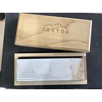 "30073--Preyda, Combination Bench Stone, Soft Arkansas/Hard Arkansas, 6""x2""x1"""