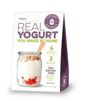 Cultures for Health Kit De Yogourt Vegane