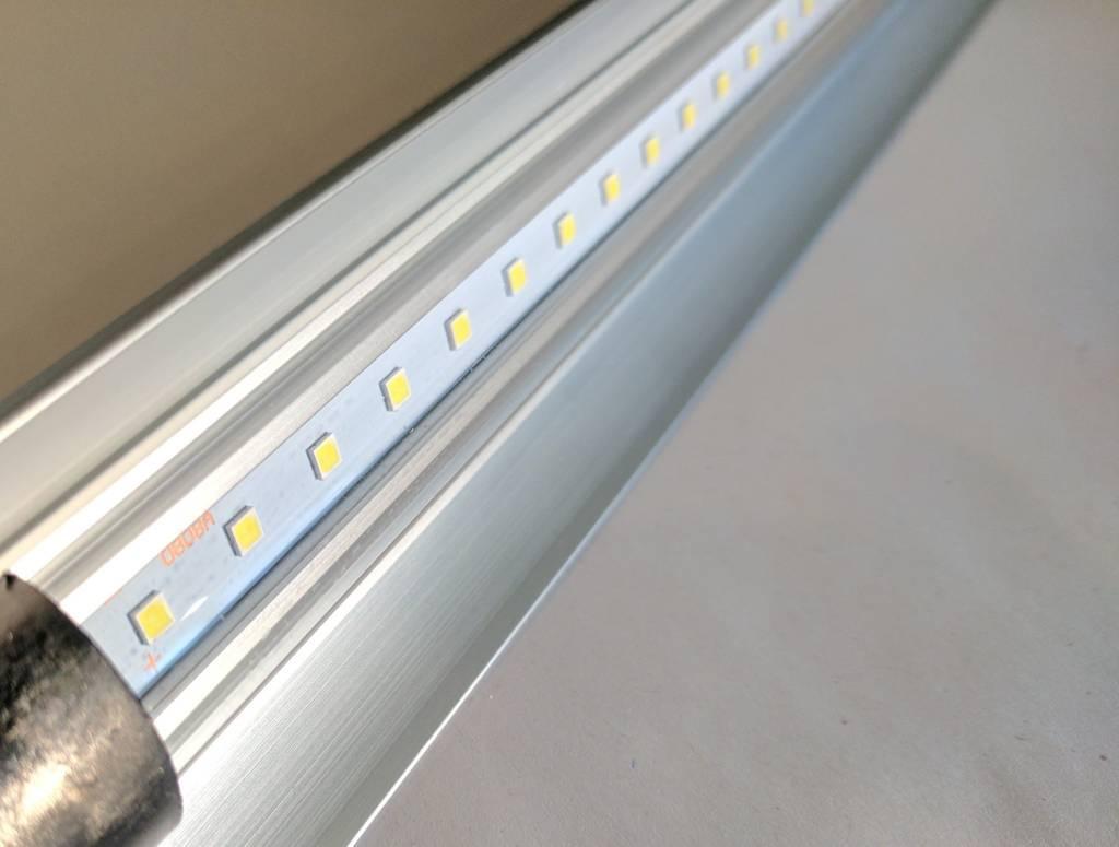 SunBlaster Lampe DEL Sunblaster 6400k 12po