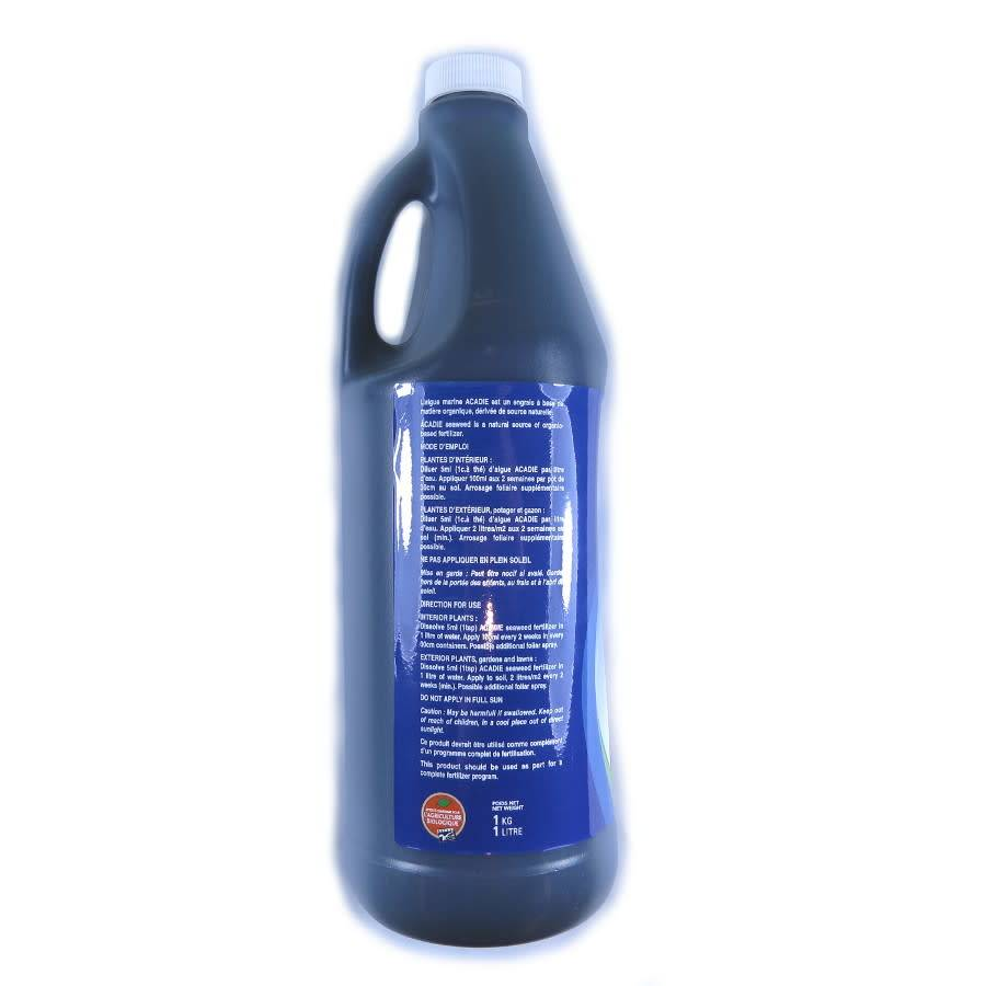 Acadie Algue marine liquide Acadie 0,3-0,3-4 (1 l)