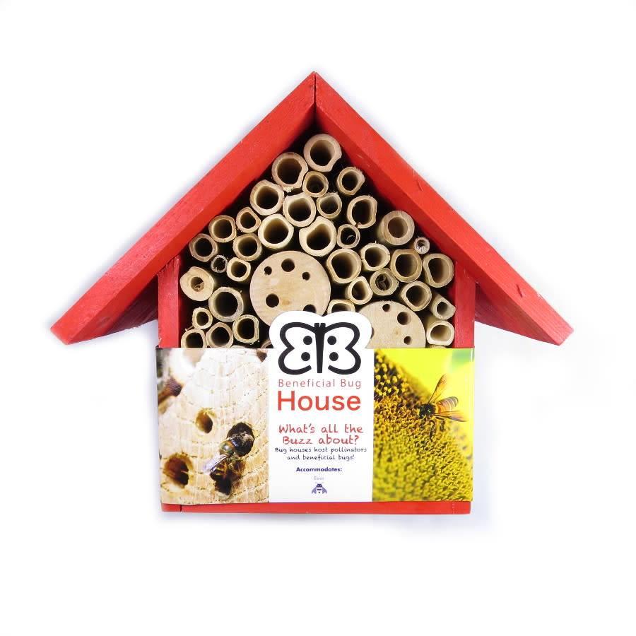 Hôtel à insectes bénéfiques