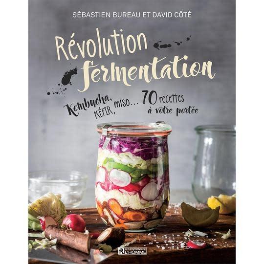 Révolution Fermentation Révolution fermentation