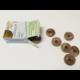 Pastille de fibres de noix de coco