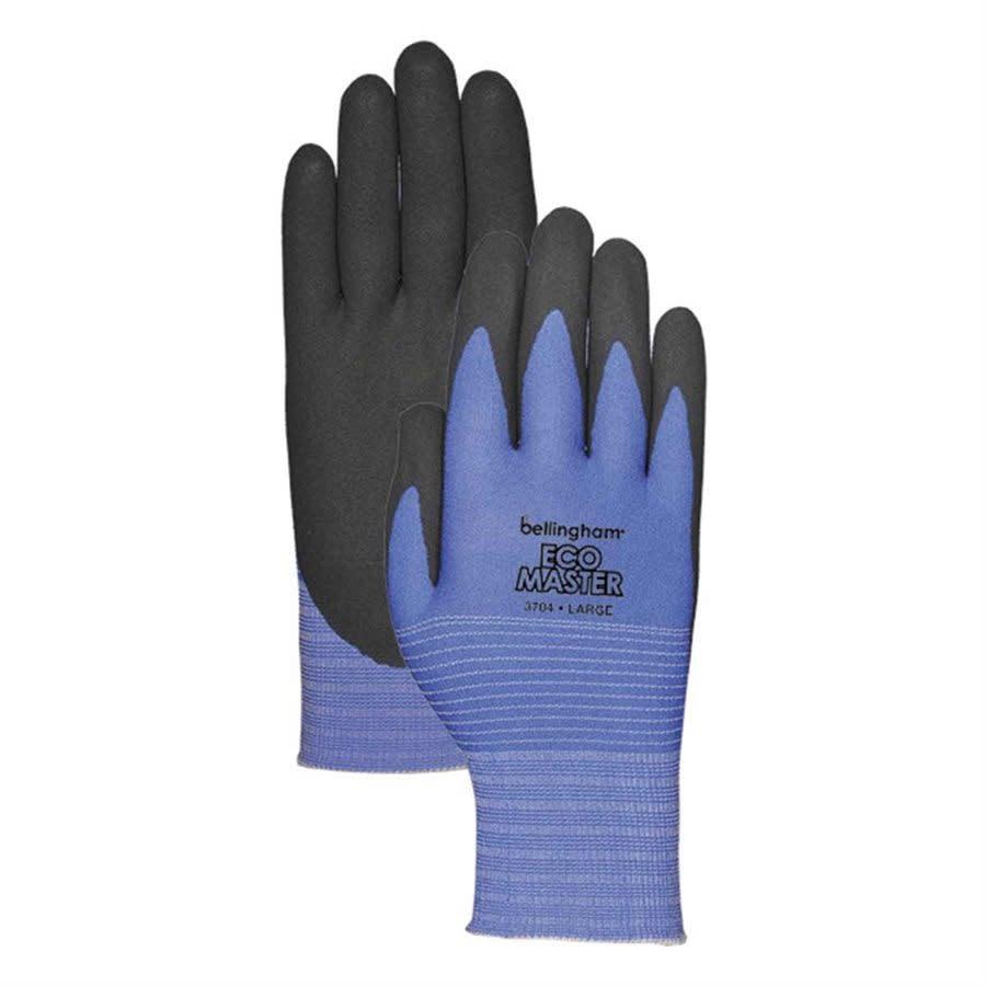 LFS Gloves Gants Eco Master - bleus (moyen)