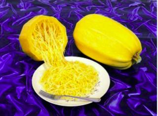 W.H.Perron Courge Spaghetti