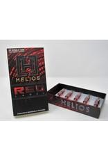 Helios Helios 9 Round Liner Needle Cartridges (20/ box) long taper .35mm diameter H-9RL