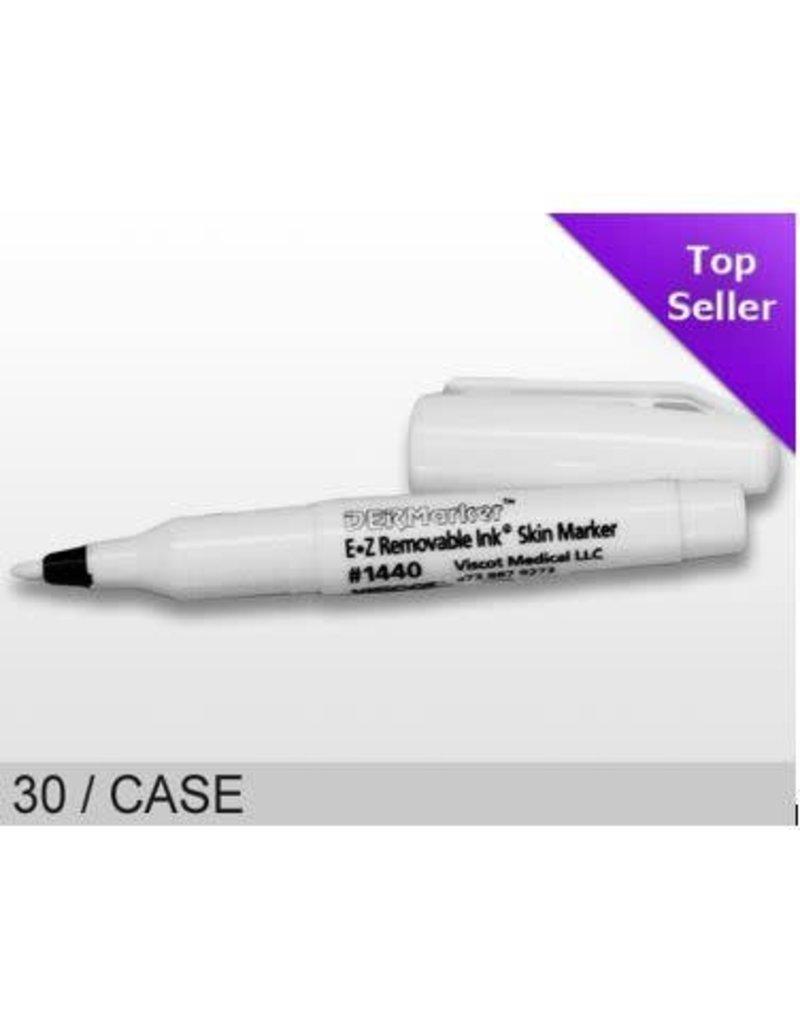 Viscot White Mini Marker Single