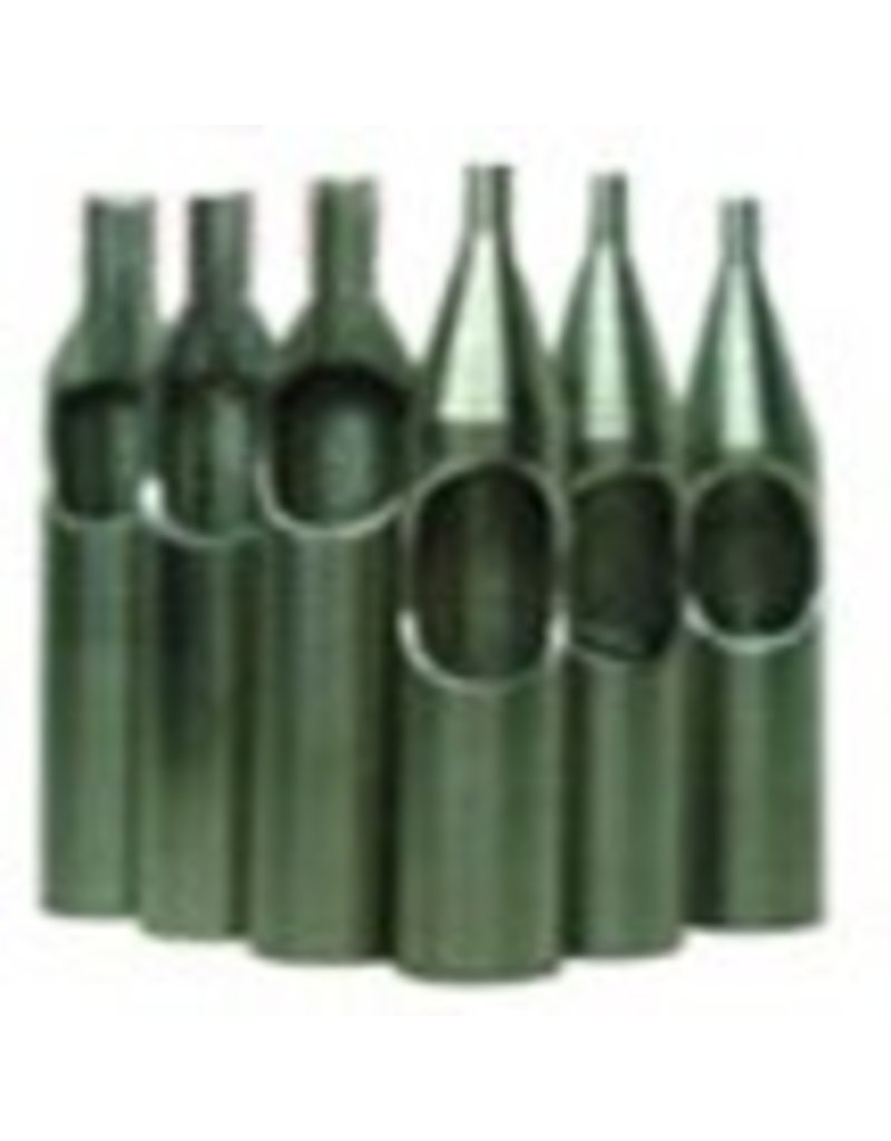 14 Round Stainless Steel Tip