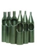 7 Round Stainless Steel Tip