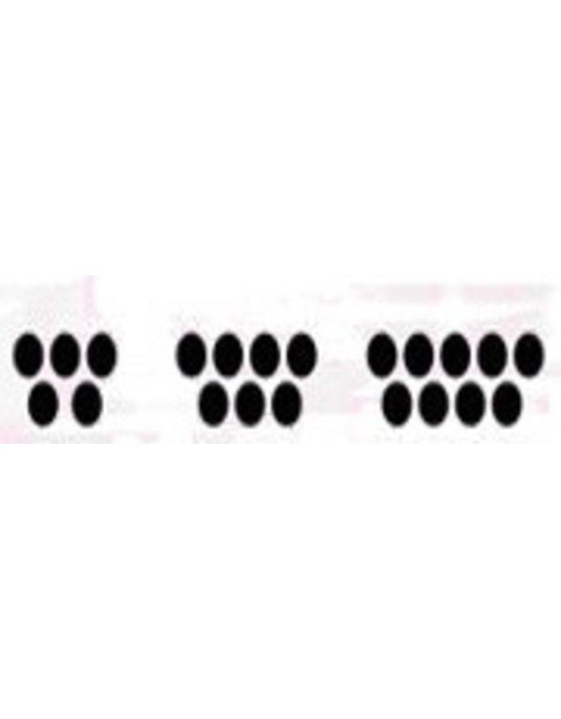 Darkside Tattoo Supply 9 Curved Magnum Needles (50 pcs/box) 9CM