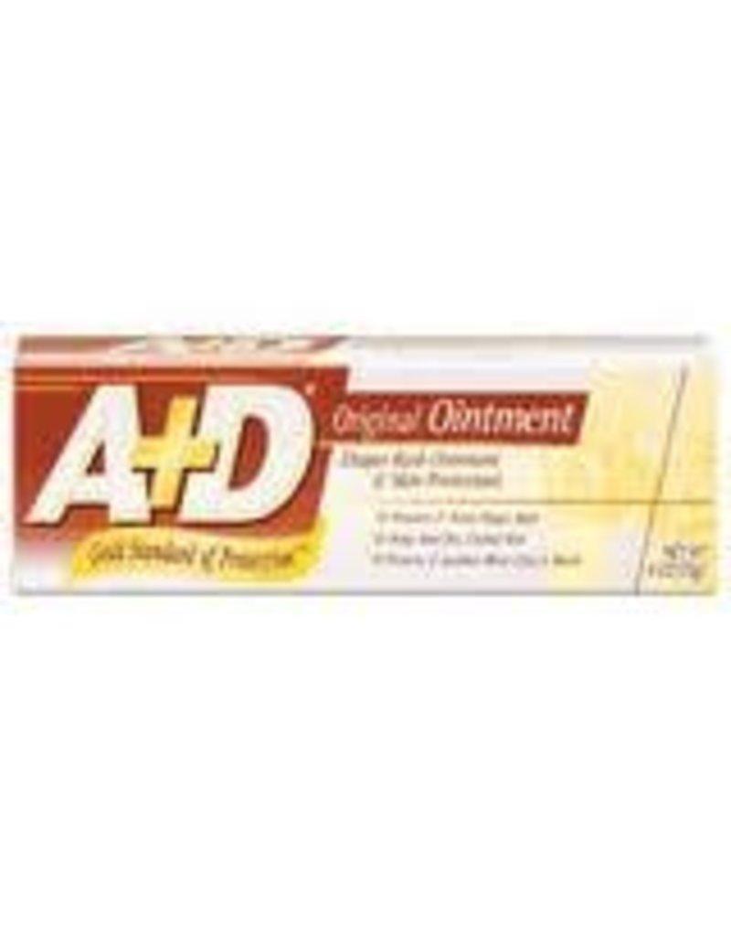 A & D Ointment 4 oz tube single