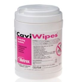 Cavacide Wipes 160/canister single
