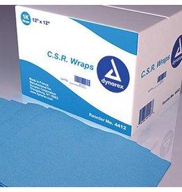 "CSR Wraps 12""x12"" (1000/Case)"