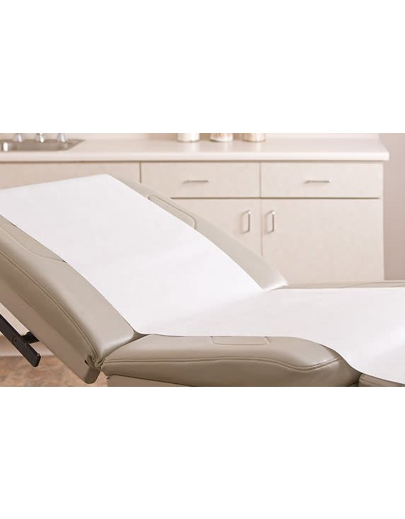 "Exam Table Paper 21"" x 225' - Smooth White"