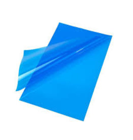 "Blue Thermal Paper Carrier 8-5/8"" x 14-1/2"""
