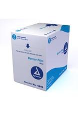 "Dental Barrier Film 4"" x 6"" blue 1200 sheets single"