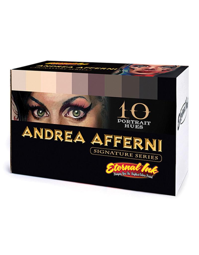 Eternal Tattoo Supply Eternal Andrea Afferni Signature Series Set
