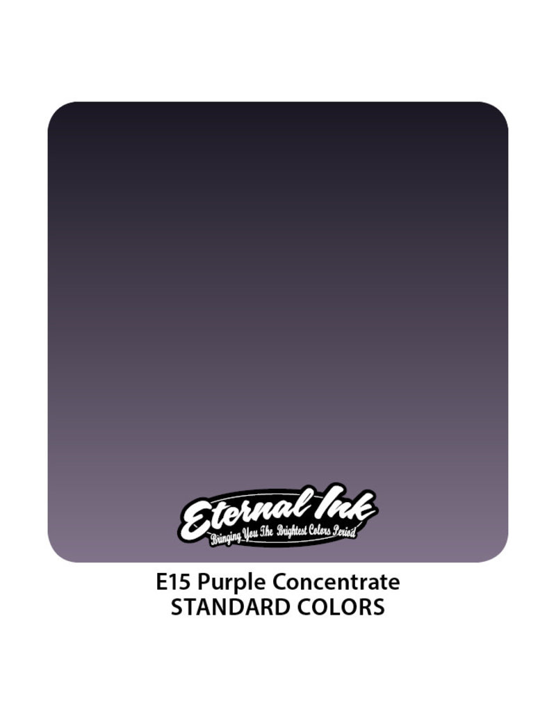 Eternal Tattoo Supply Eternal Purple Concentrate 2 oz