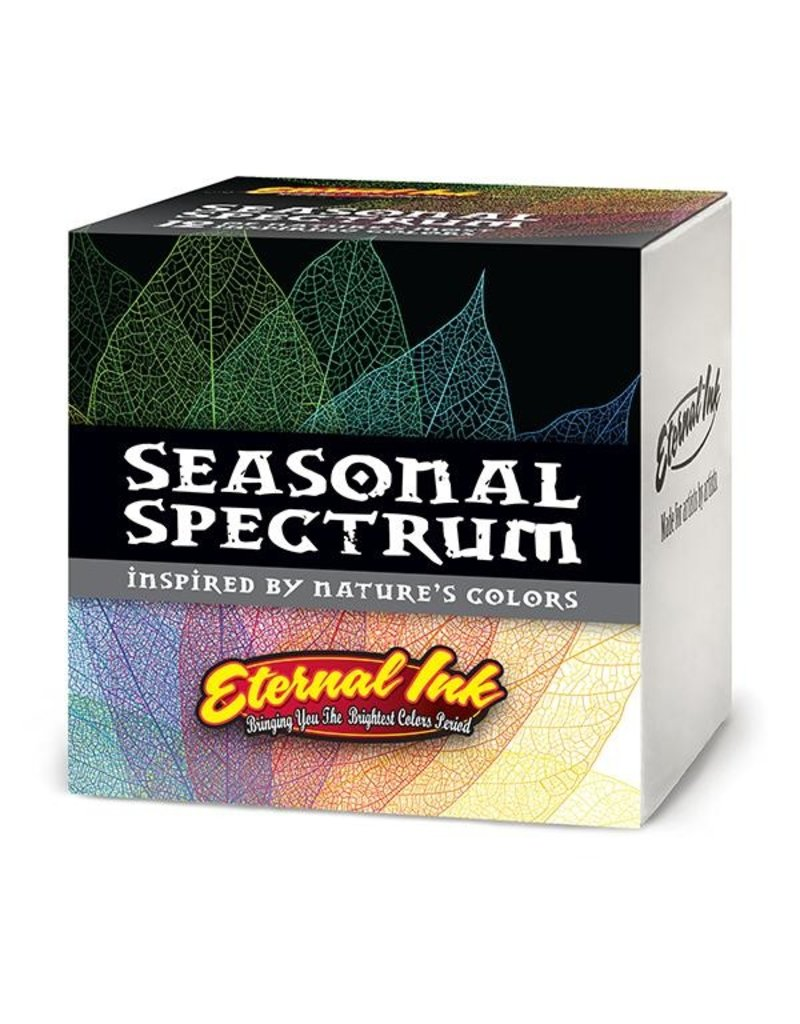 Eternal Tattoo Supply Eternal Chukes Seasonal Spectrum Series Set