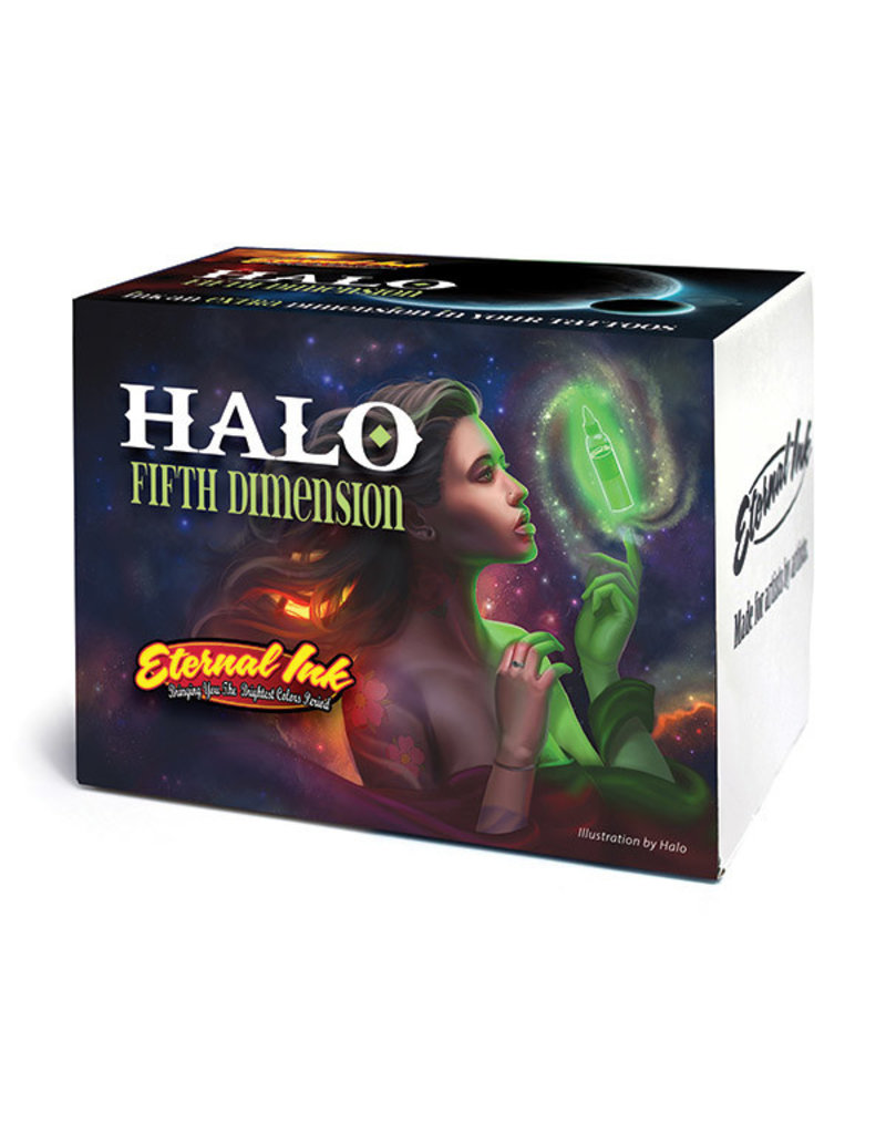 Eternal Tattoo Supply Eternal Halo Fifth Dimension Set