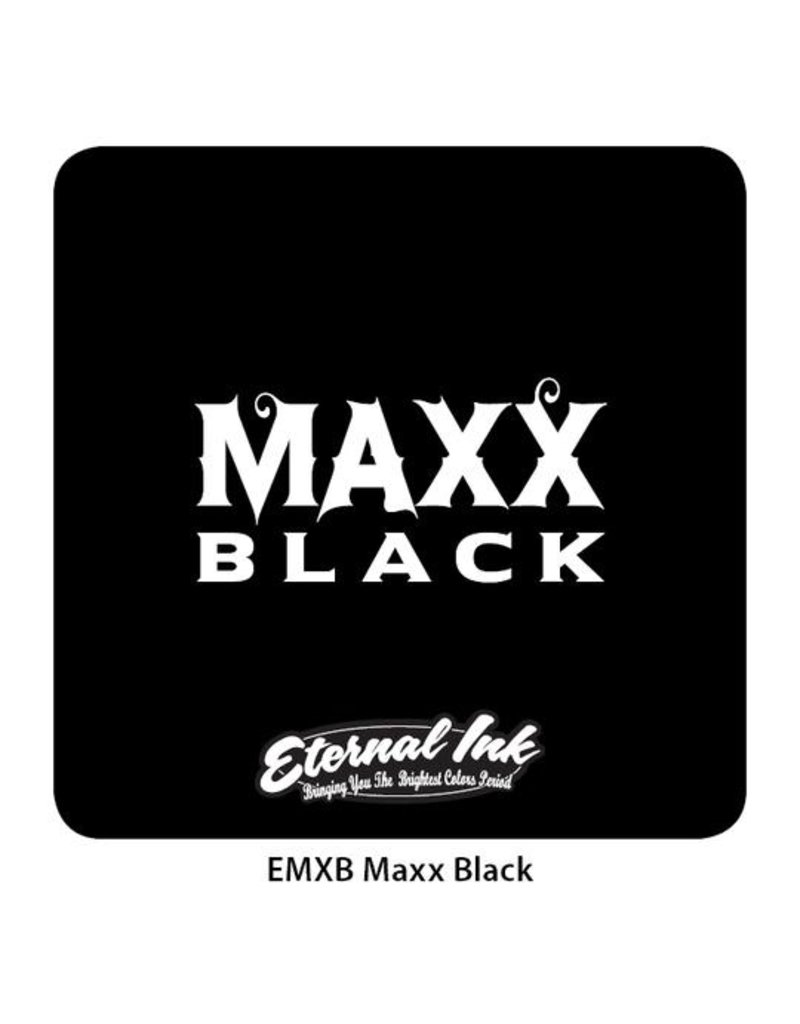 Eternal Tattoo Supply Eternal Maxx Black