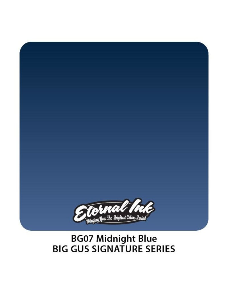 Eternal Tattoo Supply Eternal Midnight Blue 1 oz