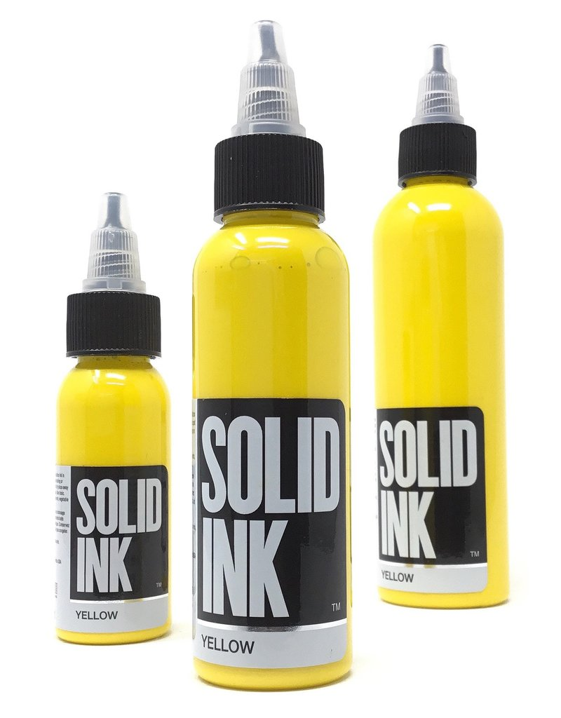 Solid Ink Solid Ink Yellow
